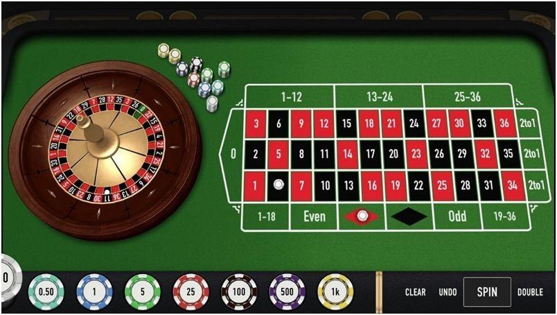 Tablero-ruleta