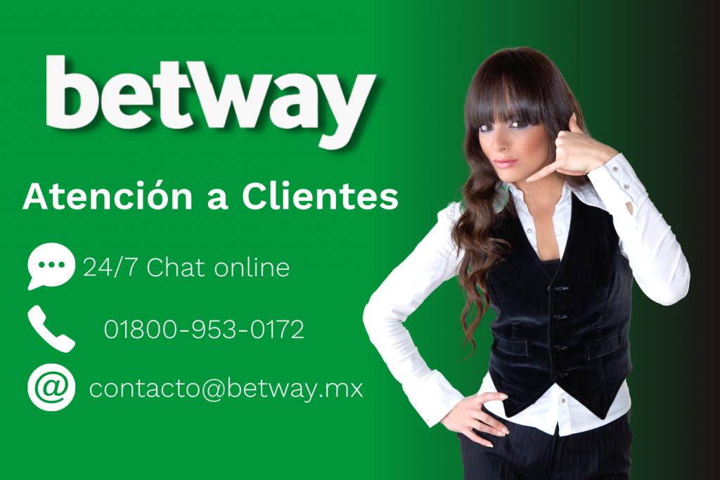 Betway servicio al cliente