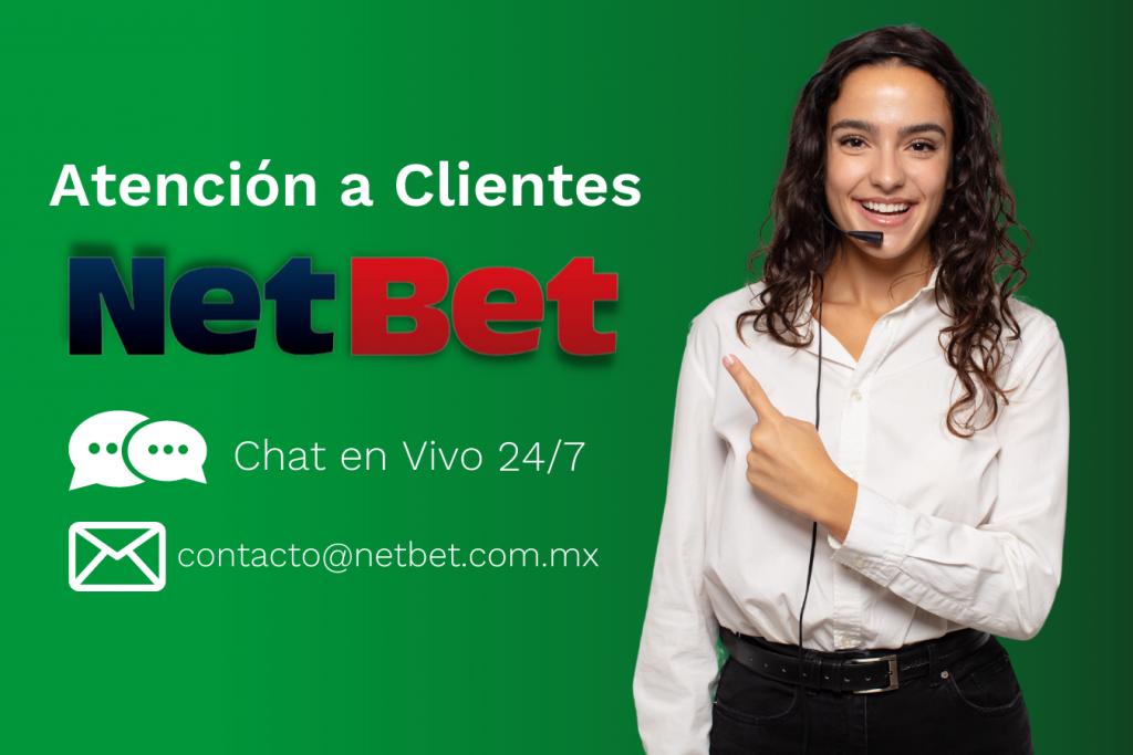 Servicio al cliente NetBet