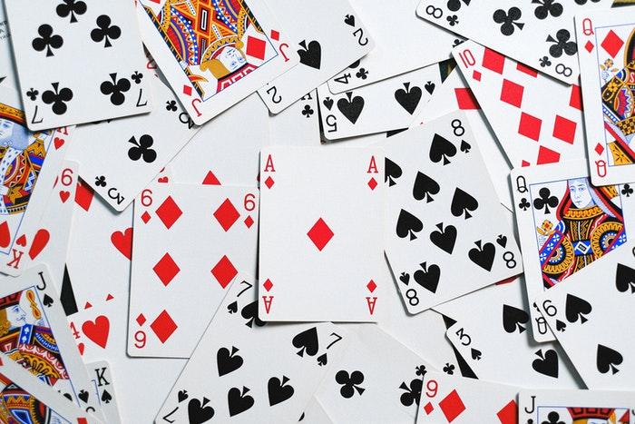 tarjetas de casino