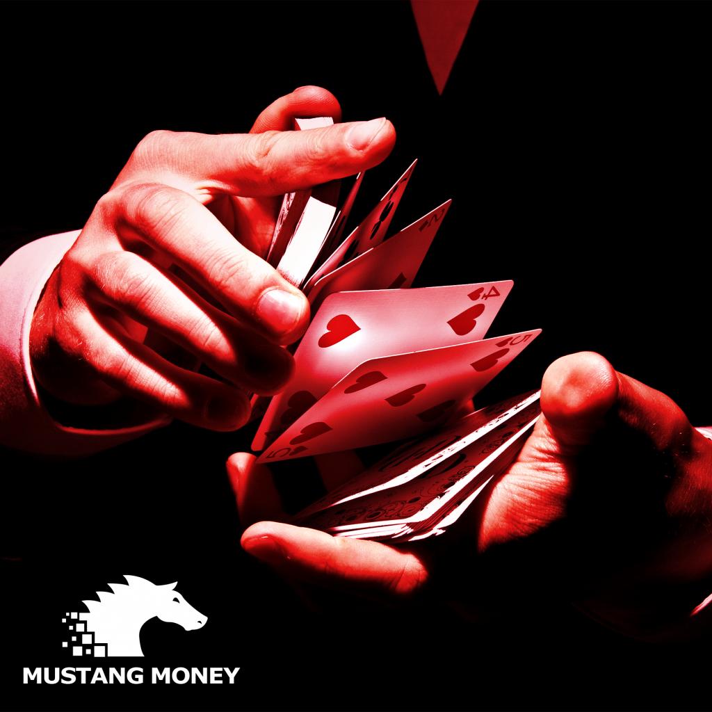 Juegos de casino en vivo Mustang Money