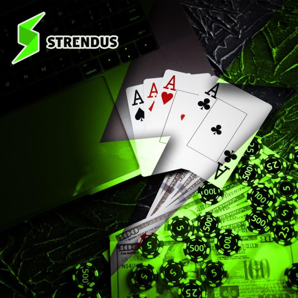 Juegos de casino Strendus