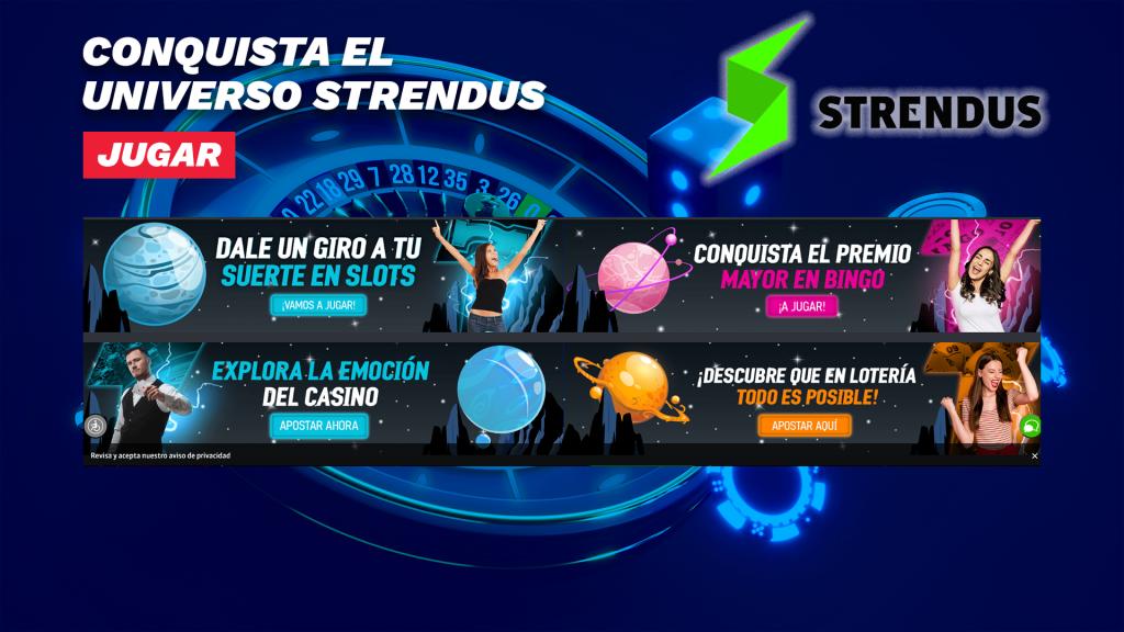 Promociones Strendus